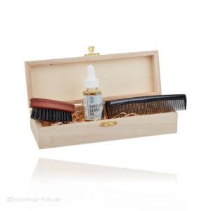 Produktfotografie Bartpflege für E-Commerce