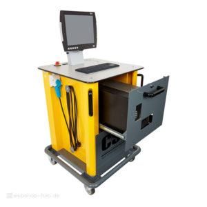 Produktfotografie Arbeitsstationen für E-Commerce