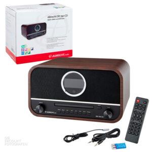 Produktfotografie Radio Set