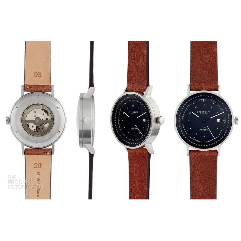 Produktfotografie Uhren Set